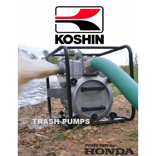 Koshin Trash Pump Repair Parts